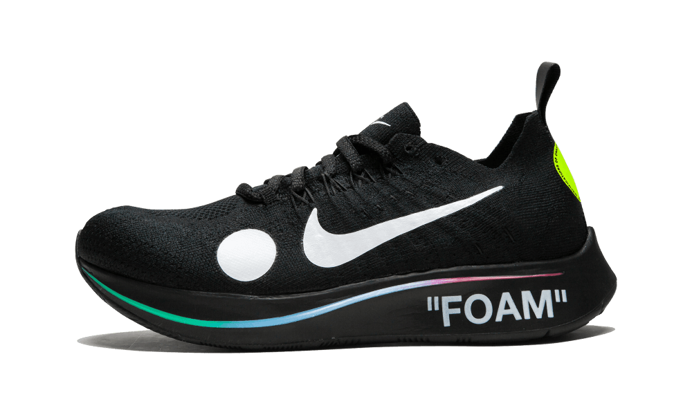 How to get Cheap Nike Off-White Zoom Fly Mercurial Black / OW shoes online