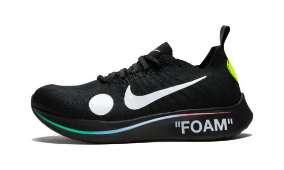 Perfect Nike Off-White Zoom Fly Mercurial Black / OW Free Shipping Worldwide new