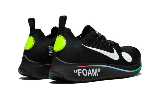 Perfect Nike Off-White Zoom Fly Mercurial Black / OW Free Shipping Worldwide shop