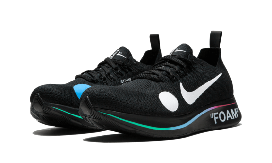 Perfect Nike Off-White Zoom Fly Mercurial Black / OW Free Shipping Worldwide shoes