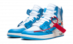 Air Jordan 1 x Off-White NRG Powder Blue