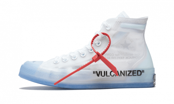 How to get New Nike Off-White Chuck 70 Hi / OW sneakers