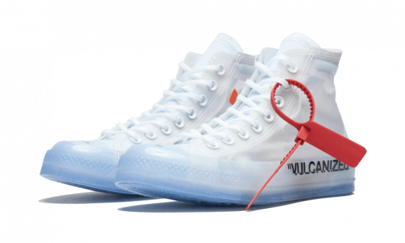 Order The best Nike Off-White Chuck 70 Hi / OW sneakers