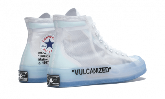 Buy New Nike Off-White Chuck 70 Hi / OW shoes online