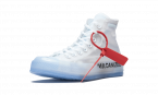 Price of New Nike Off-White Chuck 70 Hi / OW