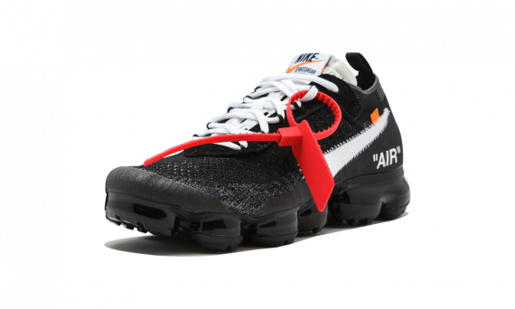 Nike x Off White Air Vapormax FK BLACK