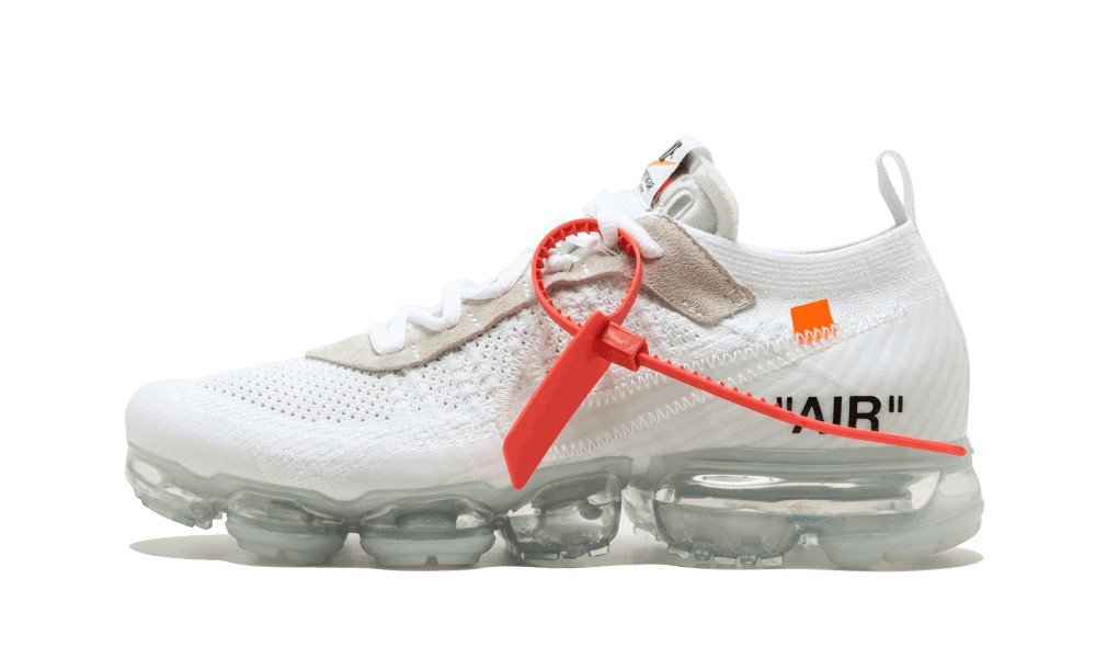 $195 Perfect Nike Off-White Air Vapormax White / OW Free Shipping Worldwide store