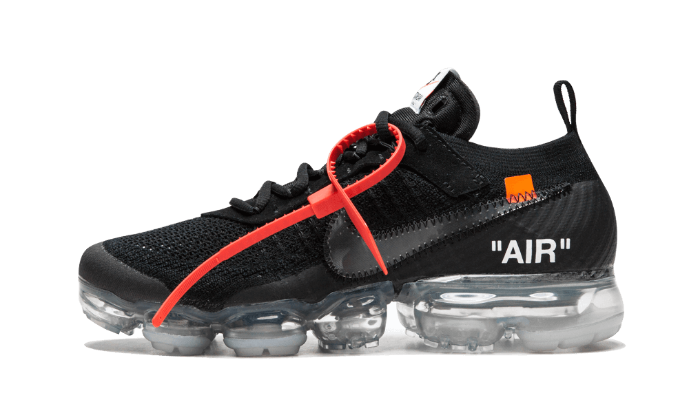 Your size Nike Off-White Air Vapormax Clear / OW sneakers