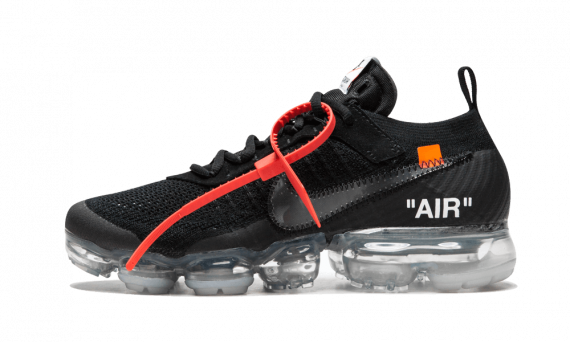 Order Cheap Nike Off-White Air Vapormax Clear / OW shoes