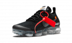 Nike x Off White Air Vapormax FK BLACK/CLEAR