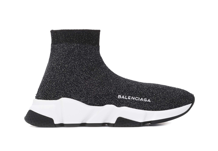 $195 Perfect Balenciaga Speed Trainers Mid Gray Free Shipping Worldwide shop