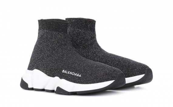 BALENCIAGA SPEED RUNNER Mid / Gray