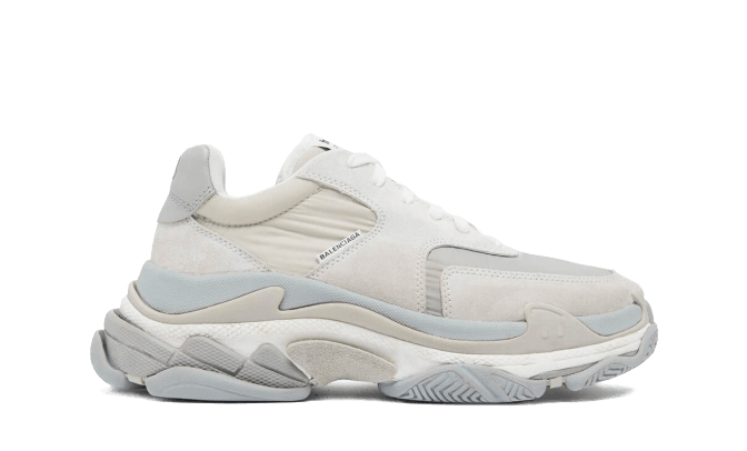 Buy Cheap  Balenciaga  Triple S Trainers Gray 2.0 online