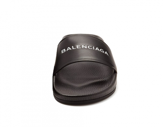 Buy Cheap Balenciaga Sandals Black / White shoes online