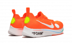 Nike x Off-White Zoom Fly Mercurial Flyknit Orange