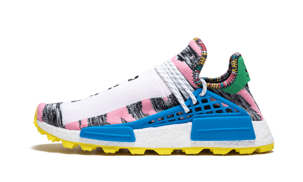 Buy Cheap Human Race Adidas HU Solar MOTH3R / PW sneakers online