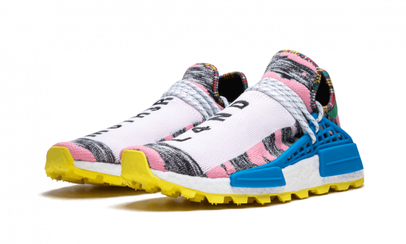 Adidas x Pharrell Williams NMD Human Race Solar Pack MOTH3R