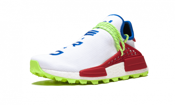 Price of New Human Race Adidas HU Trail NERD White / PW shoes online