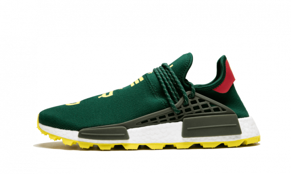 huge discount cca1f 828e4 How to get The best Human Race Adidas HU Trail NERD Green / PW online