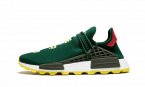 Order New Human Race Adidas HU Trail NERD Green / PW sneakers