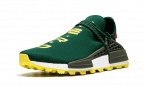 Womens Human Race Adidas HU Trail NERD Green / PW shoes