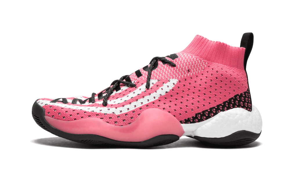 $195 Perfect Adidas CRAZY BYW Pink Free Shipping via DHL new