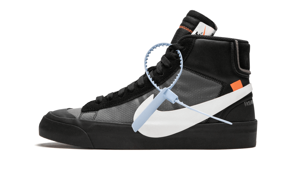 For sale New Nike Off-White Blazer Mid Grim Reaper / OW shoes