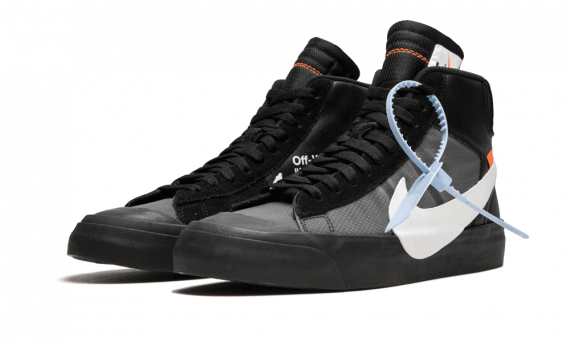 How to get Nike Off-White Blazer Mid Grim Reaper / OW