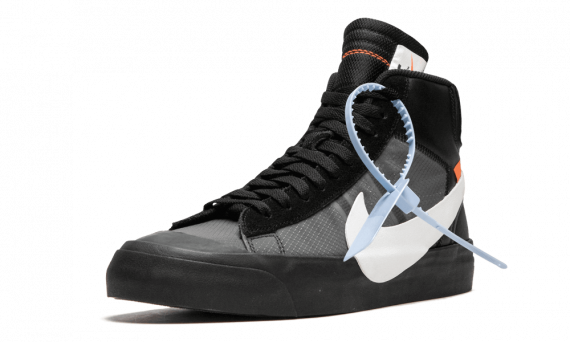 Price of Nike Off-White Blazer Mid Grim Reaper / OW online
