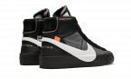 How to get Womens Nike Off-White Blazer Mid Grim Reaper / OW sneakers online