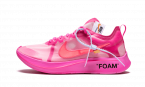 Price of Cheap Nike Off-White The 10 / OW Zoom Fly Tulip Pink