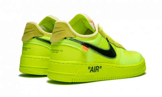 Off-White x Nike Air Force 1 Low Volt