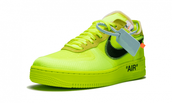Price of Cheap Nike Off-White Air Force 1 Low / OW Volt online
