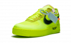 How to get Womens Nike Off-White Air Force 1 Low / OW Volt shoes