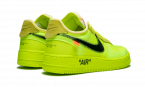 Price of Cheap Nike Off-White Air Force 1 Low / OW Volt shoes online