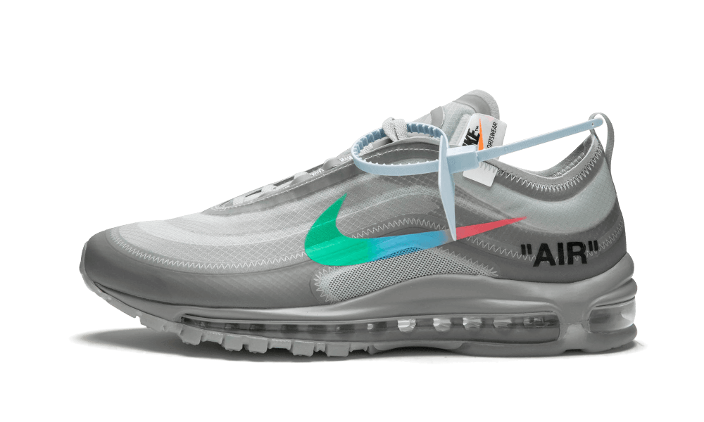 New Nike Off-White    Air Max 97 / OW Menta shoes