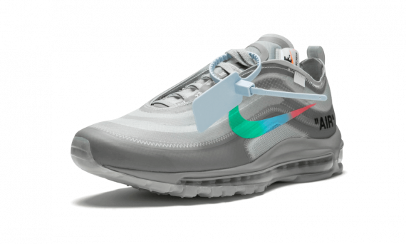 Off-White x Nike Air Max 97 Menta
