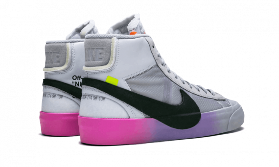 Serena Williams x Off-White x Nike Blazer