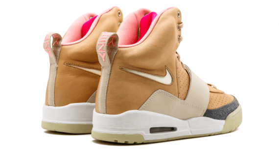 How to get Your size Nike Air Yeezy Air Yeezy Net sneakers