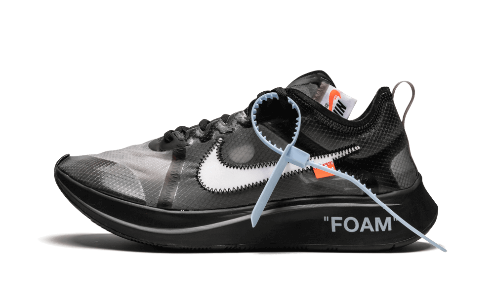 Buy New Nike Off-White    The 10 / OW Zoom Fly Black