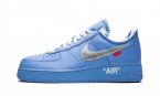Virgil Abloh x MCA Chicago x Nike Air Force 107