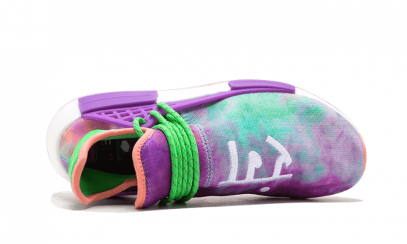 Adidas x Pharrell Williams Human Race Holi NMD MC Powder Dye CMULTI/CMULTI