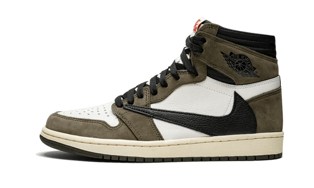 Buy New JORDANS     Hi OG TS SP Travis Scott sneakers