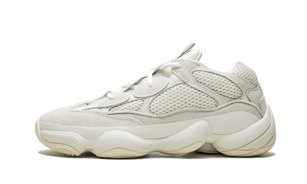 Buy New Adidas Yeezy Boost 500  Bone White sneakers