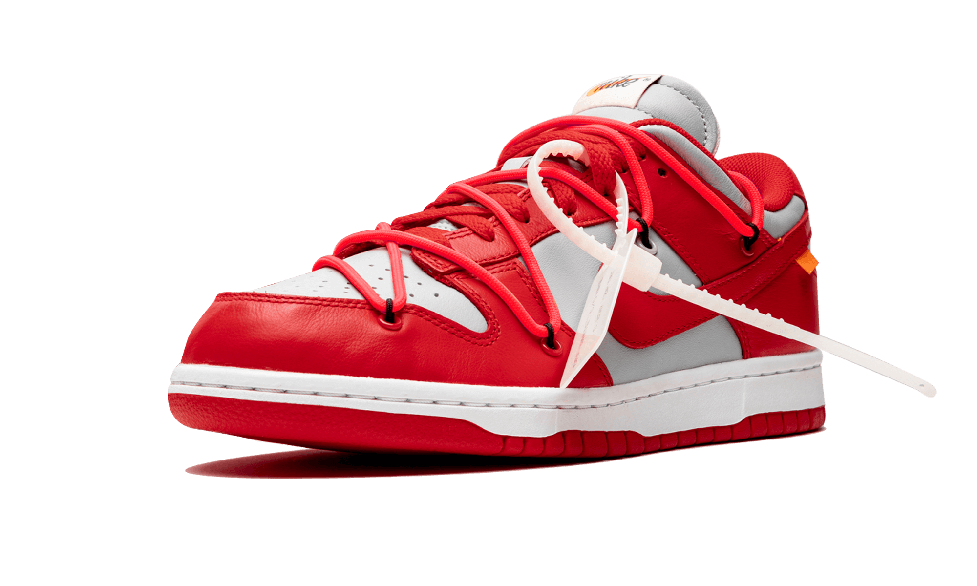 Buy New Nike Off-White    University Red sneakers