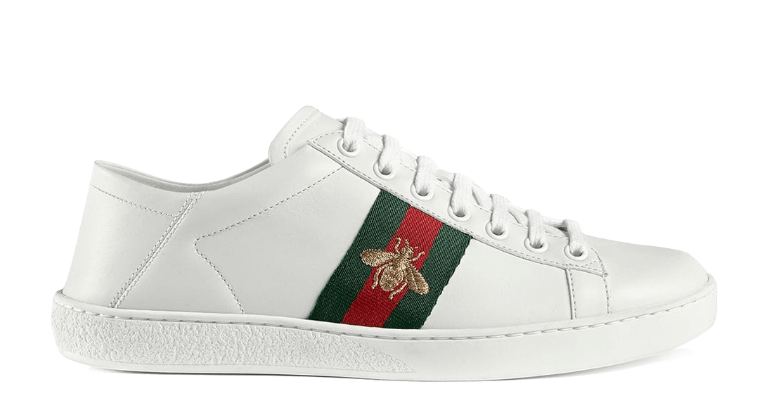 Buy New Gucci     Ace leather