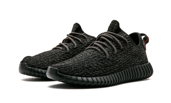 Perfect Adidas Yeezy Boost 350 Pirate Black Free Shipping Worldwide shoes