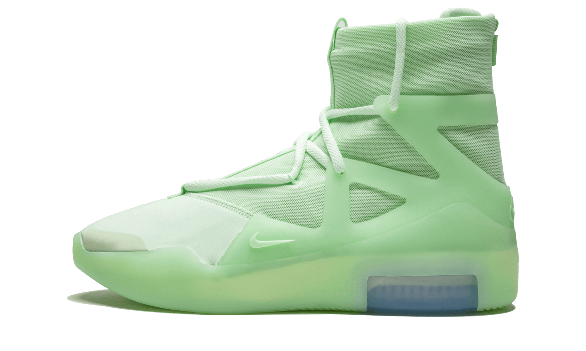 Buy New Nike      Air Fear of God 1 Frosted Spruce sneakers