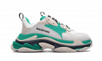 Balenciaga Triple S Trainer White Green