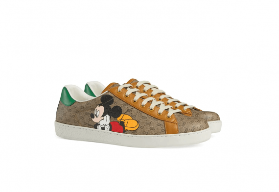 Gucci x Disney GG Ace Sneakers